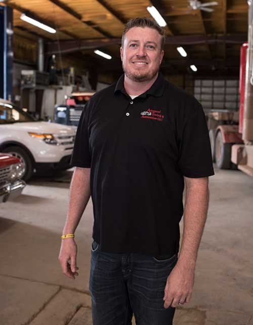 Mark Showalter- owner